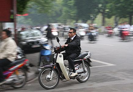 Bye, bye Bike...?