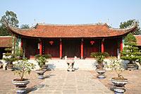 Tempel von außen