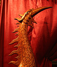 Phoenix, heiliges Tier