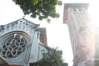 Cau Bac Kirche
